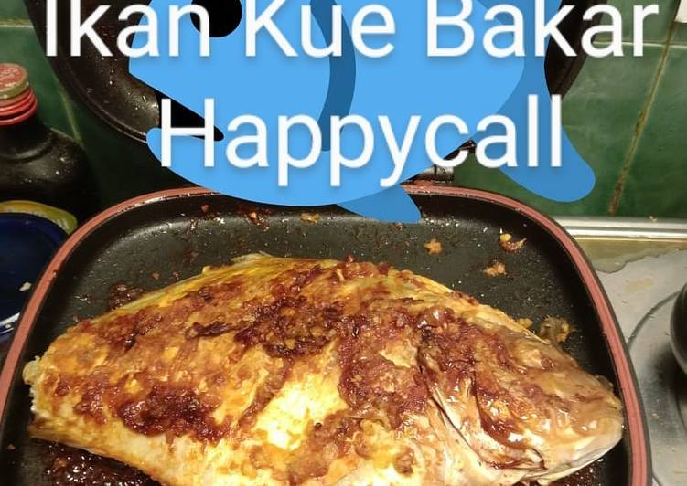 Ikan Kuwe Bakar Happycall