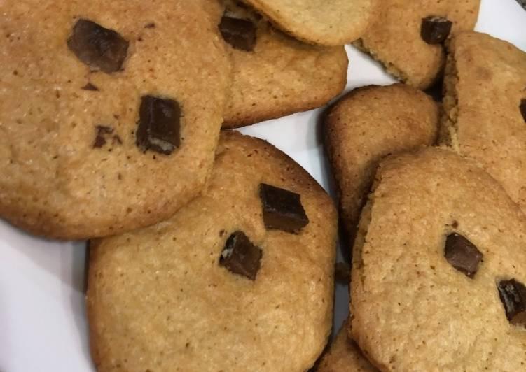 KitKat Cookies