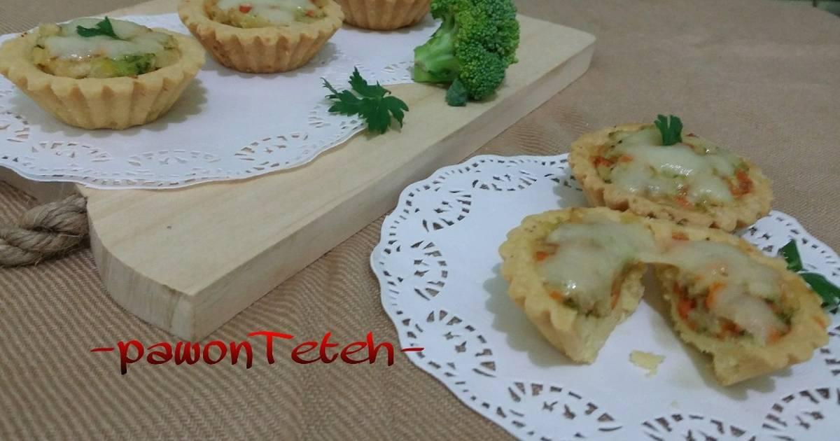 Resep Pie Ragout Ayam Mozzarella Oleh Teh Atiek Cookpad