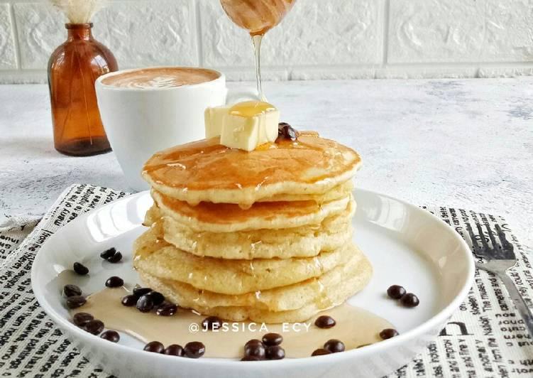 Pancake Discard Sourdough