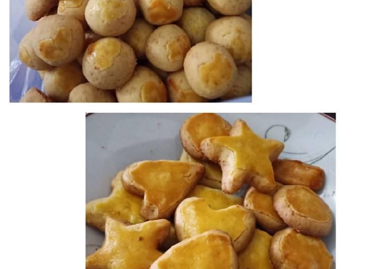 Nastar dan castengel lembut no oven - cookandrecipe.com