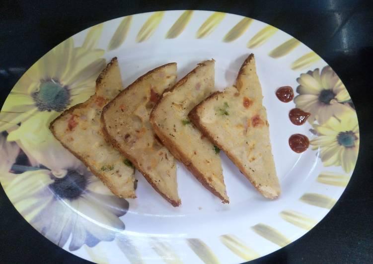 Steps to Prepare Ultimate Jhatpat bread