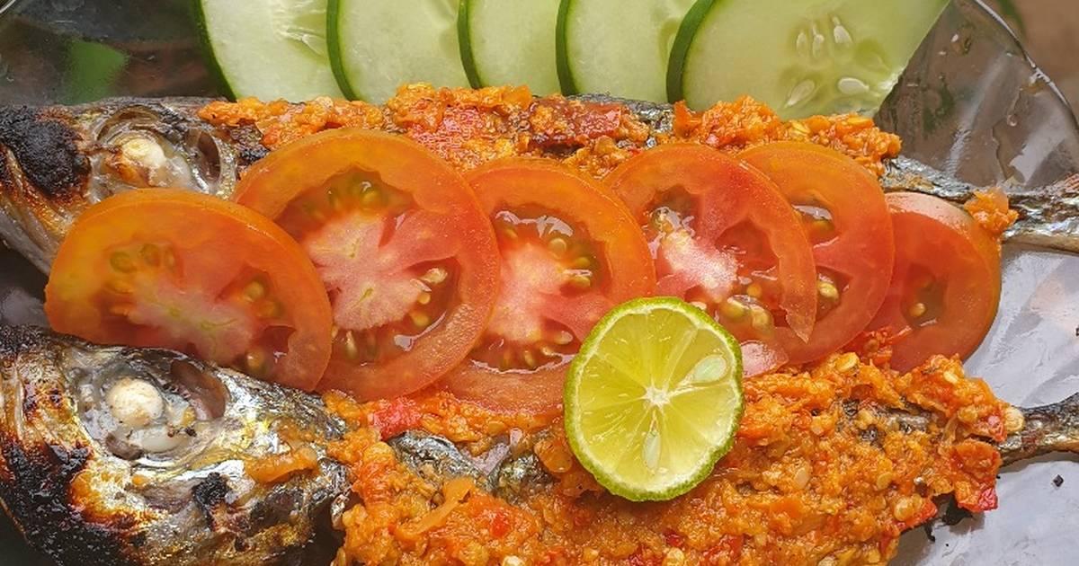Resep Ikan Bakar Rica Manado Oleh Wahyuni Cookpad