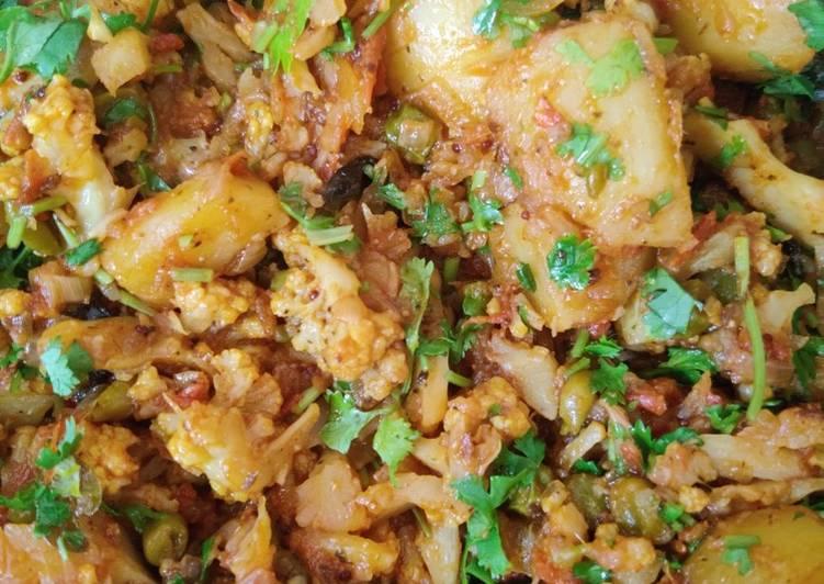 How to Make Super Quick Homemade Aloo gobhi