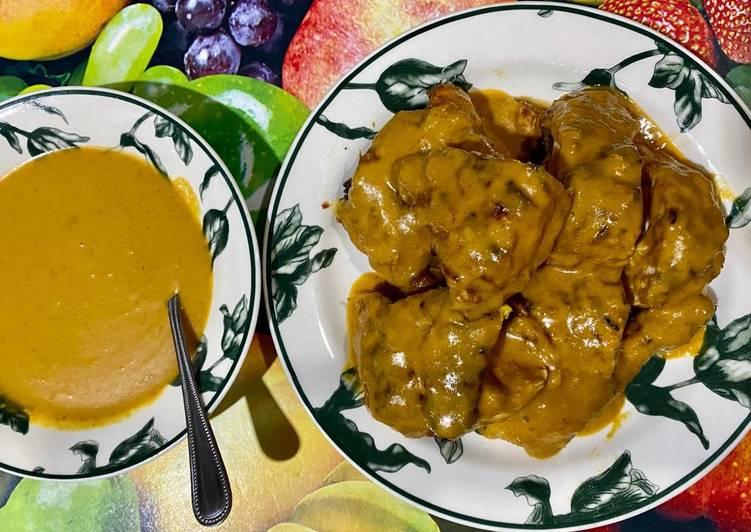 Ayam percik (bakar) - velavinkabakery.com