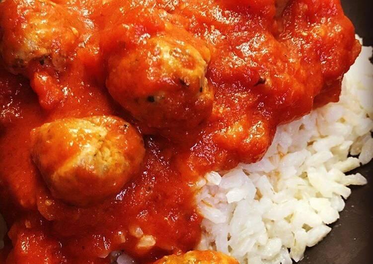 Top 10 Meilleures Recettes de Boulettes de porc et sauce tomate tomates