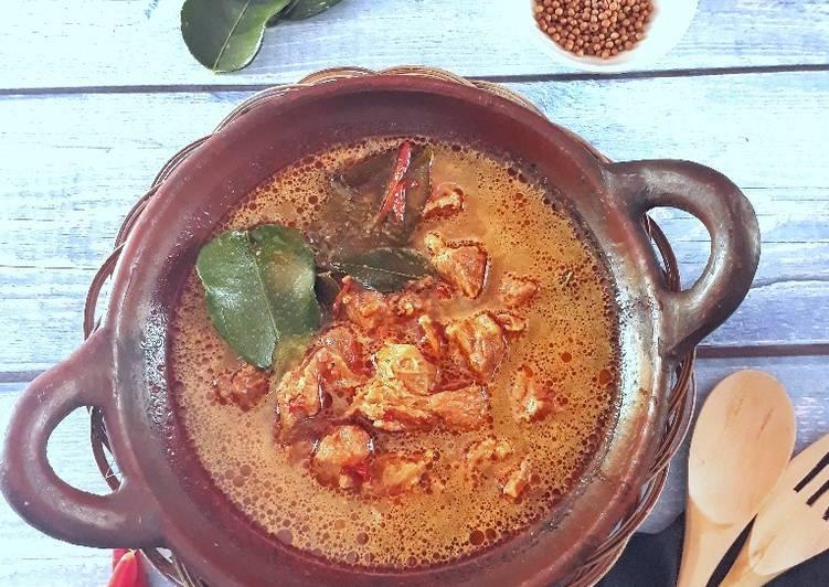 Tongseng Kambing tanpa santan dengan presto - cookandrecipe.com