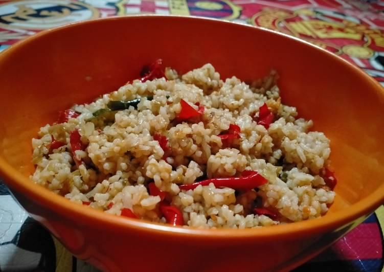 Resep Nasi goreng sederhana Favorit