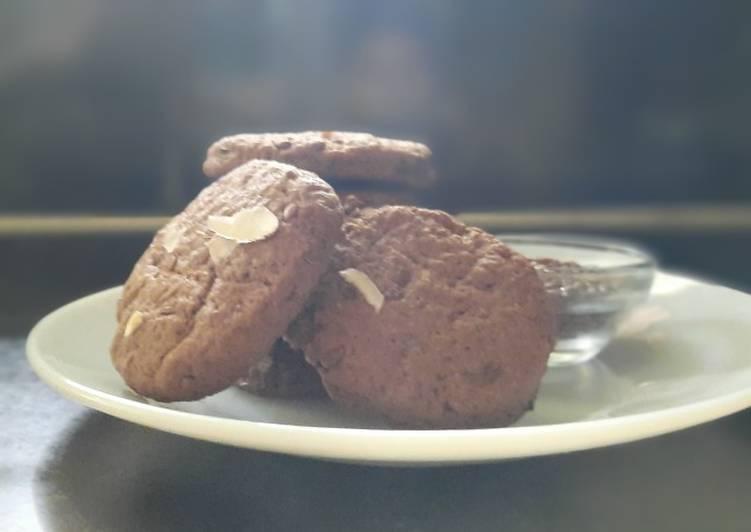 Flaxseed cookies