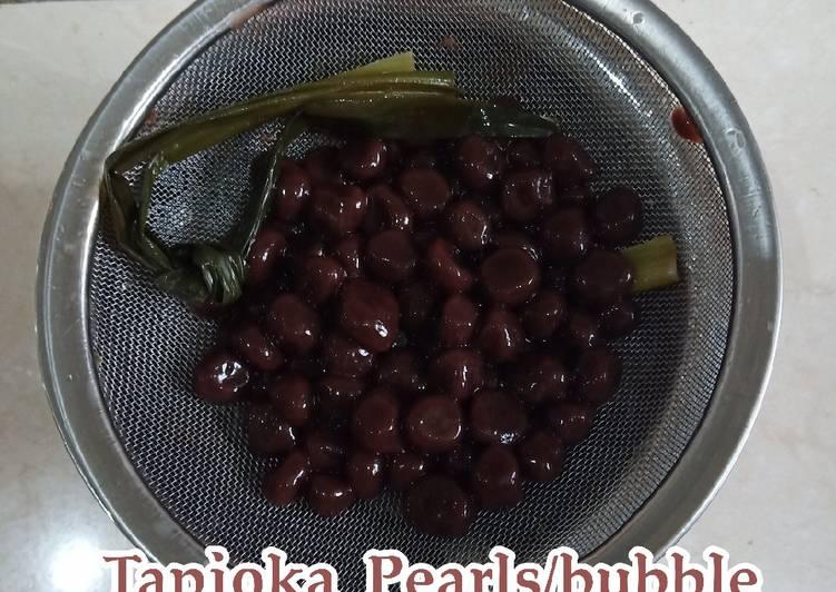 Tapioka Pearls /Bubble