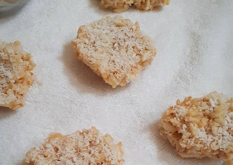 Healthy Puffed rice squares