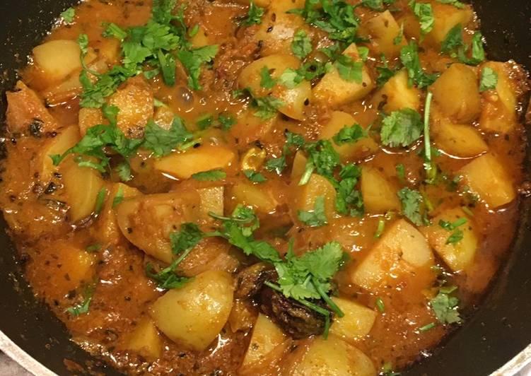 Bombay Spicy Aloo (Potato)