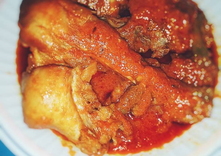 Step-by-Step Guide to Prepare Perfect Chicken stew