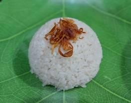 Nasi Uduk Magicom / Nasi Uduk Rice Cooker Mudah dan Enak