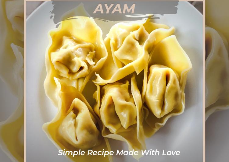 Siomay / Dimsum Ayam - cookandrecipe.com