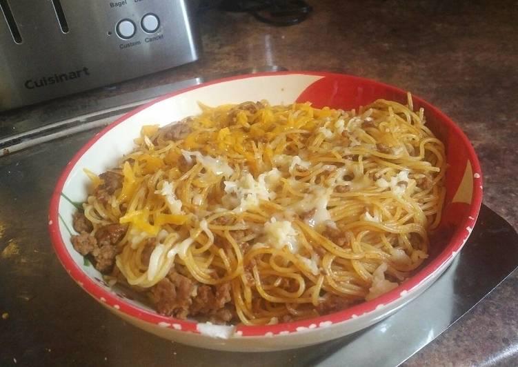 Recipe of Homemade Old El Paso Pasta