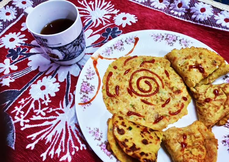 Oats pancake