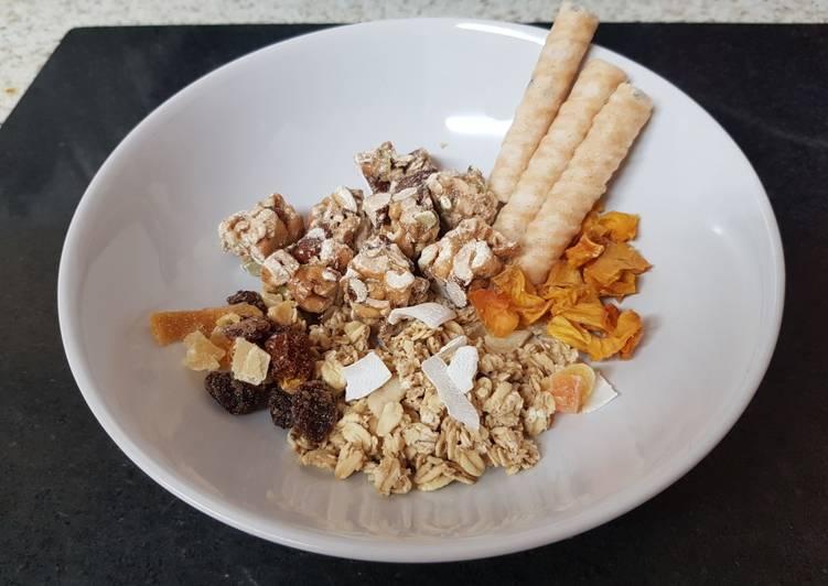 Recipe: Yummy Healthy Snack 😍
