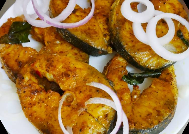 How to Make Perfect Fish fry