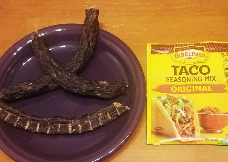 Smokey Taco Beef Jerky, Heart Friendly Foods You Should Eat