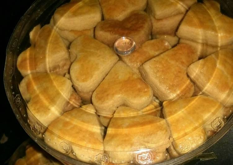 Kue kacang mantulllll
