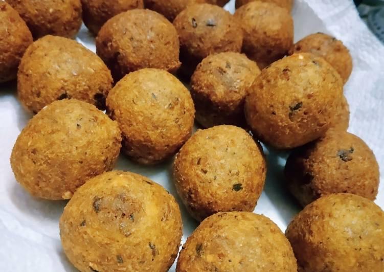 Recipe of Award-winning Chauli(lobia) ke pakode