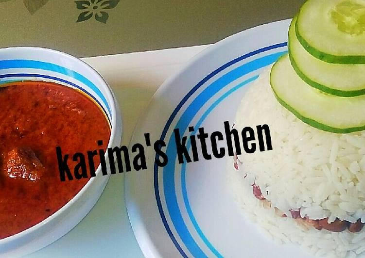 How to Make Award-winning Rice and stew