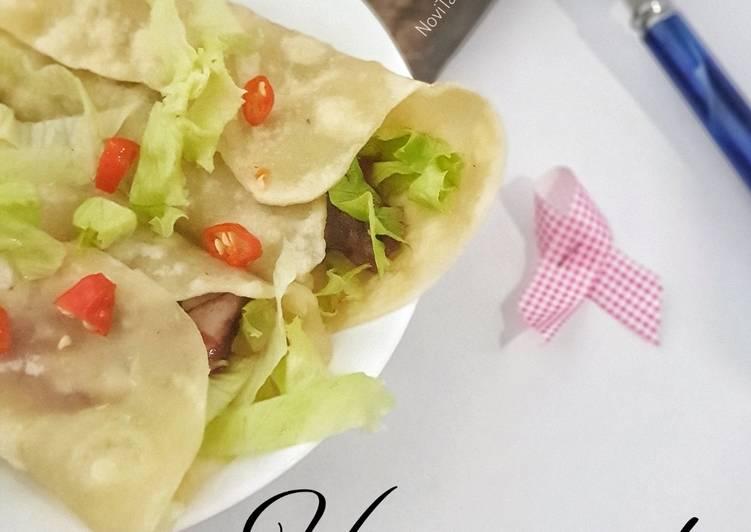 79. Ayam Kebab no msg (homemade vco mayonaisse)