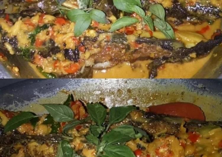 Lele mangut mangut