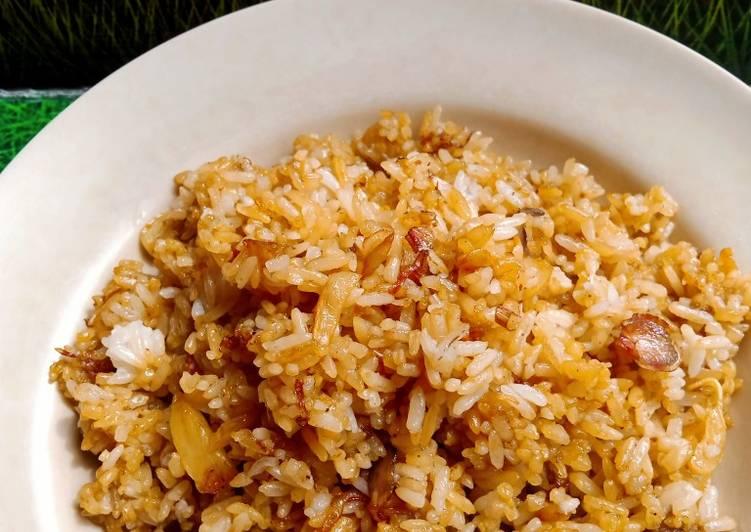 Nasi Goreng Bawang Kecap