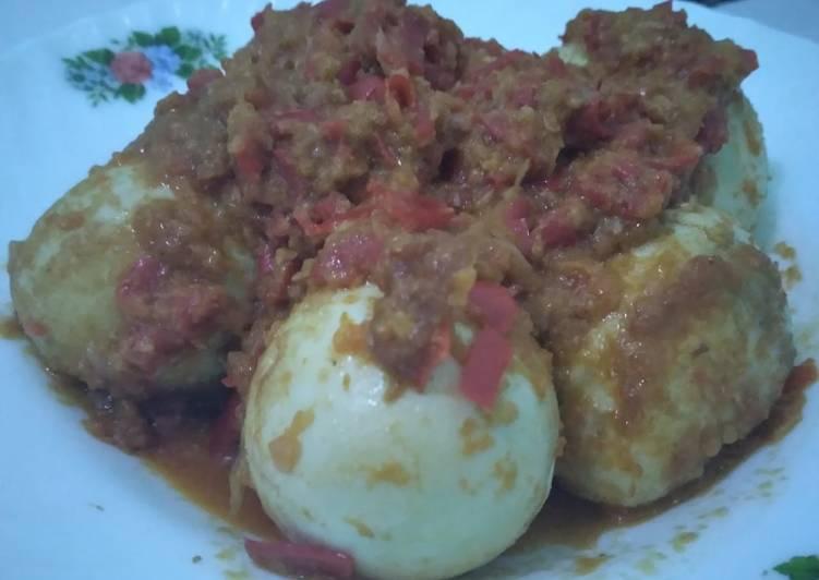 Telur Balado🍲