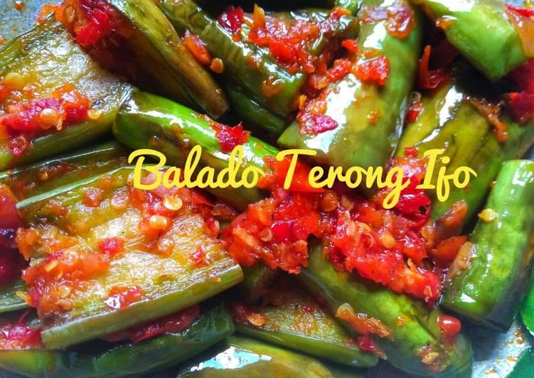 Easiest Way to Make Any-night-of-the-week Sambal Terong (Eggplant Chilli Sauce)