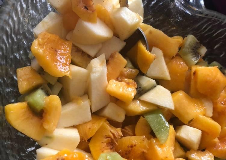 Comment Cuisiner Salade de fruit 🍉