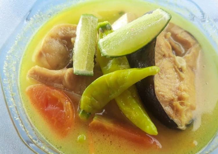 Pindang patin favorit abi