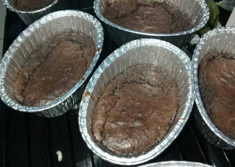 162. Brownies ketan hitam