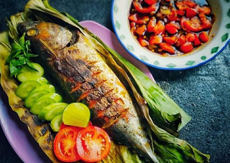 Ikan bakar simpel