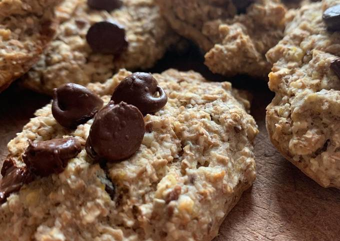 How to Prepare Best Oat Cookies with dark Chocolate Chips