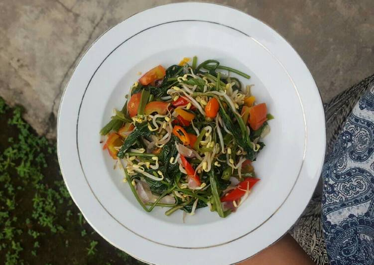 How to Make Perfect Tumis Kangkung