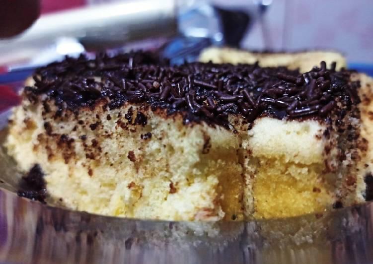 resep memasak Kue bolu 1 telur - Sajian Dapur Bunda