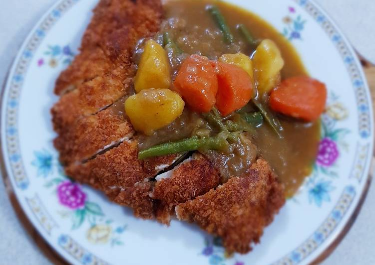 How to Prepare Award-winning Chicken Katsu With Curry Sauce