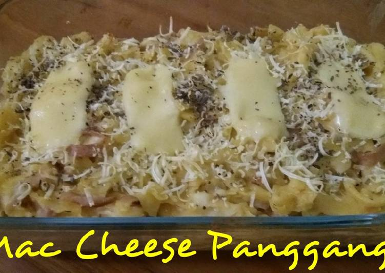 Mac and Cheese Panggang