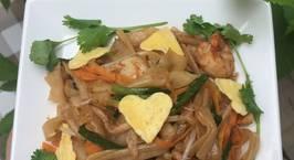 Hình ảnh món Hủ tiếu xào Thái (Pad Thai)