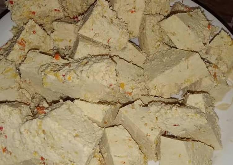 Easiest Way to Make Perfect Awara with tarugu da albasa