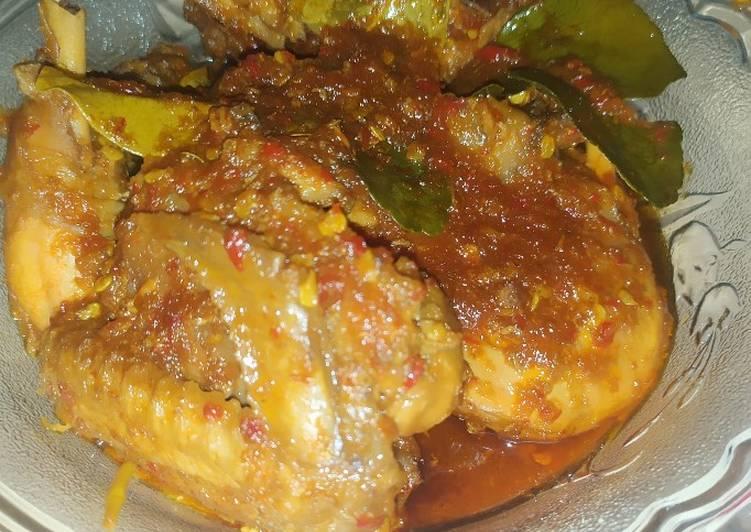 Ayam Rica Rica