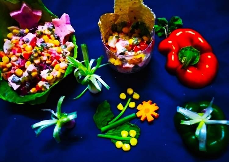 Mix Vegetables Salad