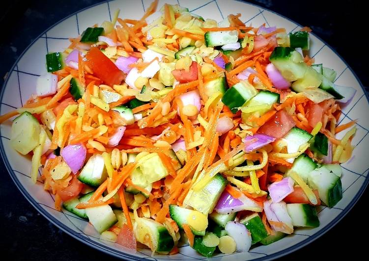 Dal Veg Salad