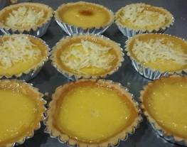 Pie Susu (Tan tart/egg tart) Ala Mama Daniel ?