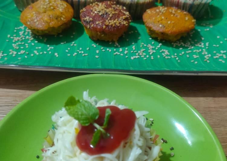 Gujarati Baked Handvo