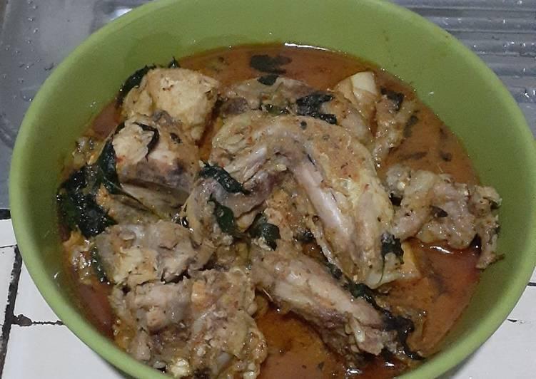 Ayam Rica Rica Kemangi
