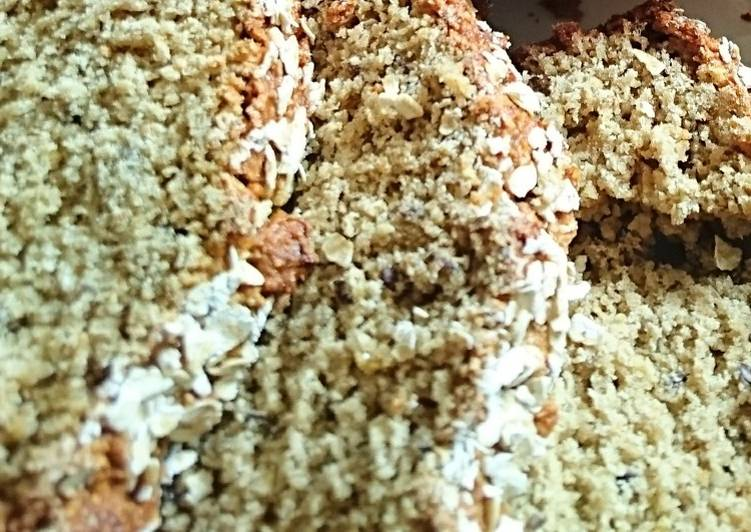 Step-by-Step Guide to Prepare Quick Gluten free Oat Bread